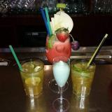 I cocktail del ristorante brasiliano di Novi Ligure