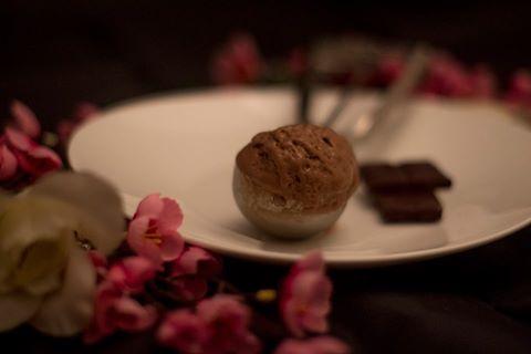 Il gelato al cioccolato di Lisa Corsoni