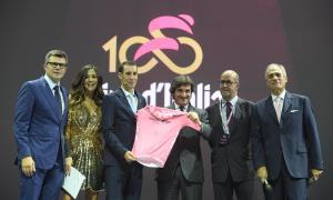 Tortona e Castellania protagoniste al Giro d'Italia numero 100
