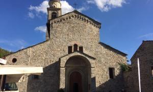 La Pieve di Santa Maria Assunta a Fabbrica Curone