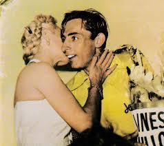 Fausto Coppi, Maglia Gialla e Dama Bianca