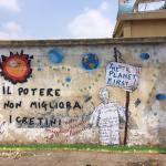 Per Tavolozza il muro di Piazza Milano