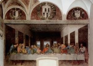 Milano. Il Cenacolo di Leonardo da Vinci