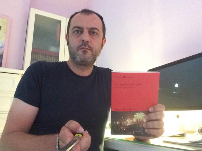 """Claudio Cheirasco, ideatore e curatore del gruppo facebook """"Tortona e colli tortonesi. Turismo & Cultura"""""""