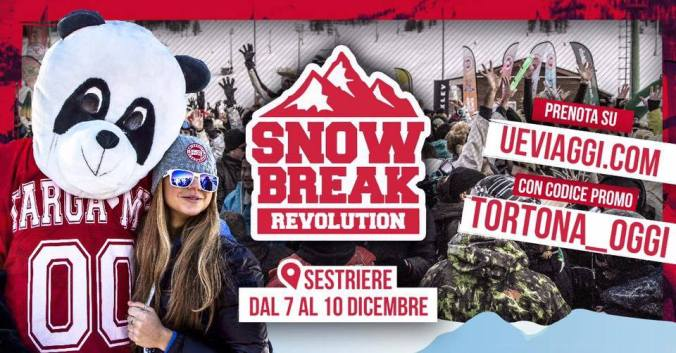 Snow Break Revolution 2017 Tortona Oggi