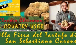 Il Country User alla Fiera Nazionale del Tartufo di San Sebastiano Curone