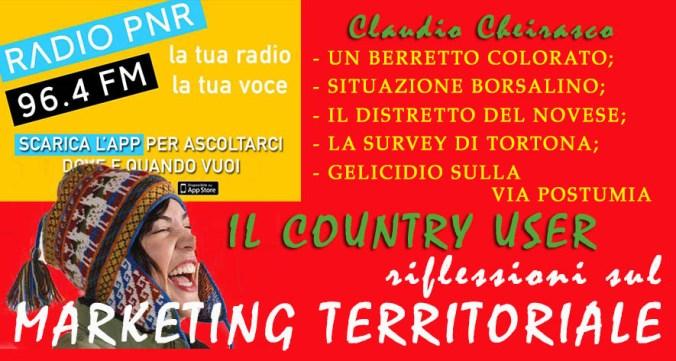 COPERTINA DELL'UNDICESIMO COUNTRY USER