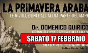 Domenico Quirico, in ritorno dal Niger, sarà a Sale (Al) sabato 17 febbraio 2017