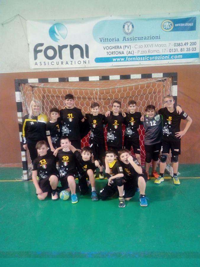 Leoni Pallamano Tortona Under 13