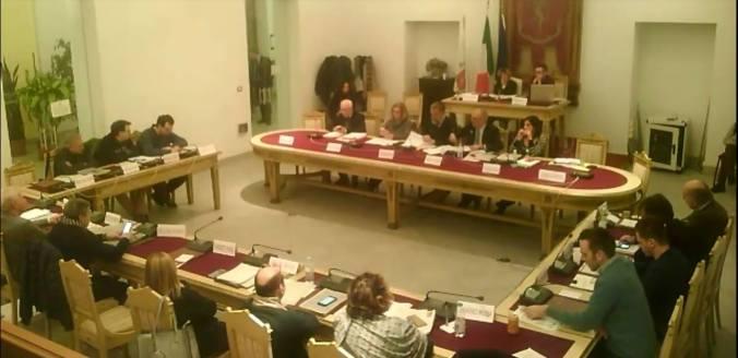 Consiglio comunale di Tortona