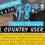 Diciottesima puntata de #IlCountryUser di Claudio Cheirasco