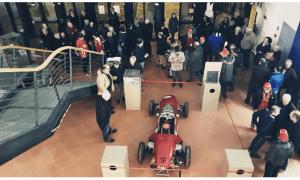 Esposta a Novi Ligure la formula Monza del 1965 appartenuta a Lella Lombardi