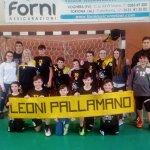 Leoni Pallamano Tortona, la difesa più forte del campionato Under 13. In campo anche gli U19