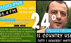 Puntata 24 – Il Country User va al Vinitaly in Ferrari
