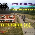 #CicloinvasioniProfumate a Rivalta Scrivia