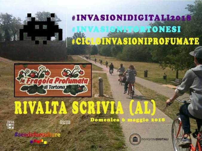 Invasioni Digitali 2018 a Tortona