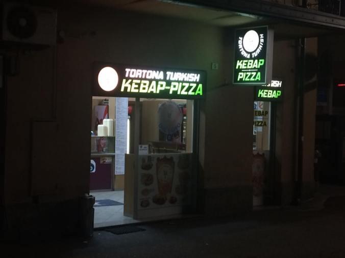 Kebab dal baffo 1 tortona