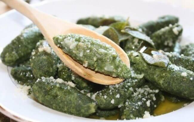Ricetta - Malfatti o Rabaton di Novi Ligure agli spinaci