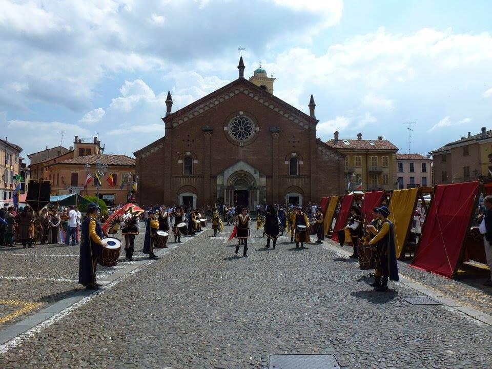 Castelnuovo Scrivia - Il Programma 2018 della Festa Medievale