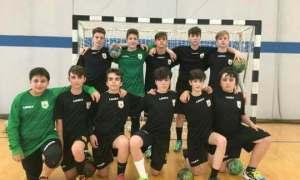 Leoni Pallamano Tortona – Al Torneo internazionale di Torri l'Under 15 beffata dai rigori