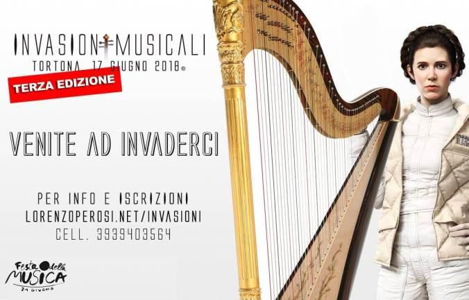 Perosi Festival 2018 - Invasioni Musicali