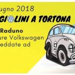Maggiolini a Tortona 2018 – Le VolksWagen raffreddate ad aria in sfilata sui Colli Tortonesi