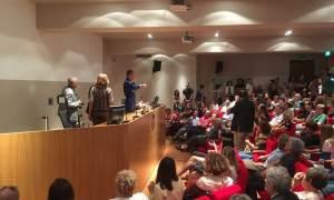 Paolo Nespoli a Tortona racconta la vita degli Astronauti