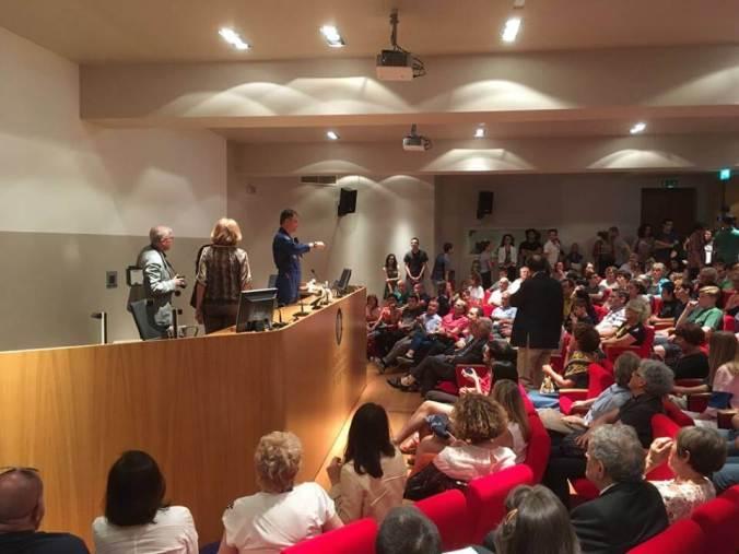 Paolo Nespoli incontra la comunità tortonese
