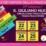 Sagra dei Sapori della Fraschetta a San Giuliano, 4 giorni di gusto piemontese