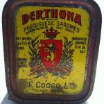 Armando Bergaglio, le sardine portoghesi derthona