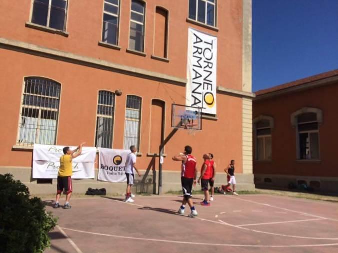 Street Basket a Tortona