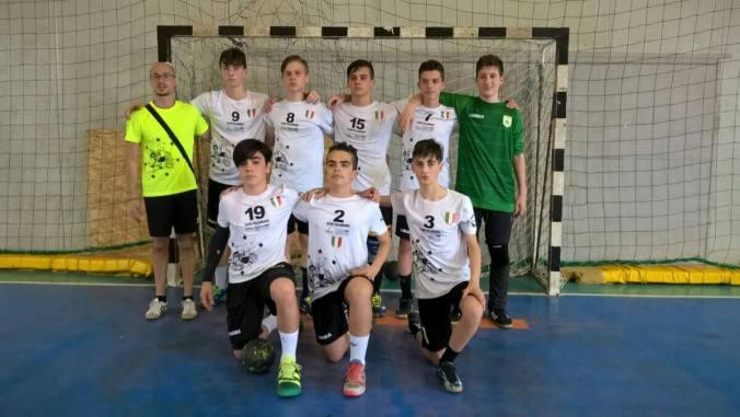 Gli Under 15 in finale al torneo internazionale città di leno