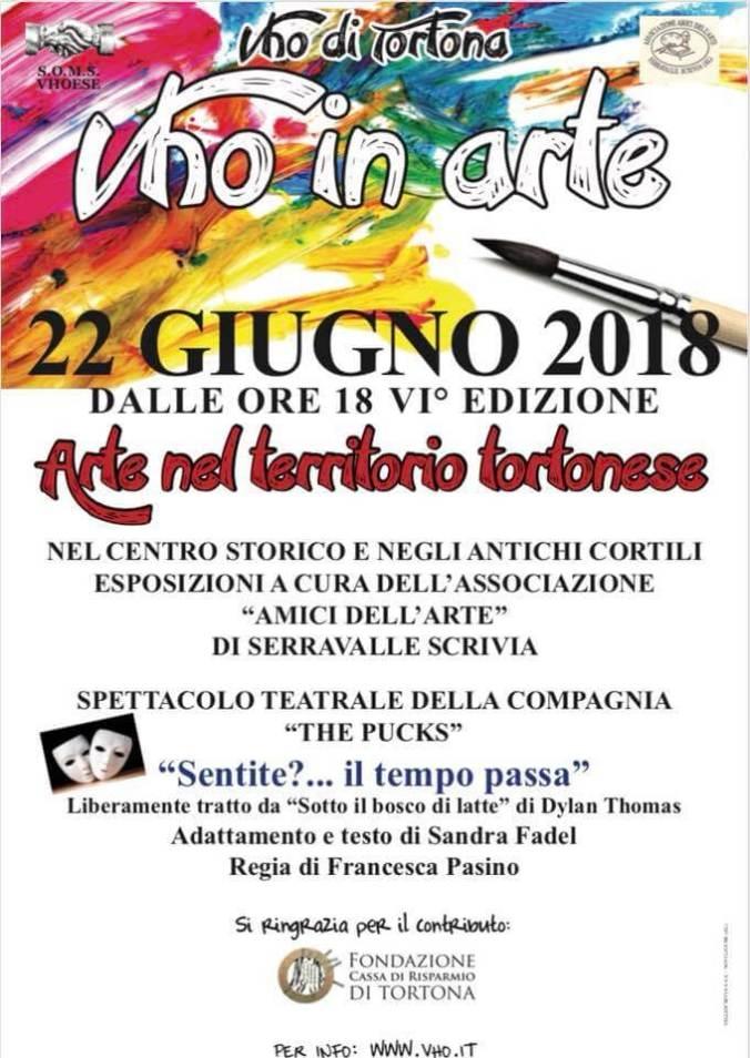 Torna la rassegna teatrale nella frazione di Tortona