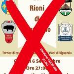 La Coppa dei Rioni di Viguzzolo – II torneo di calcio della Festa Patronale
