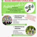 Alessandria – Si cercano sette giovani per il Servizio Civile dedicato agli anziani