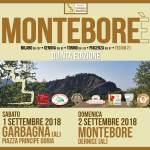 Quinta edizione di Monteboreè a Garbagna e Dernice