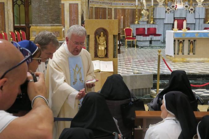 La Messa dei Malati al Santuario di Tortona