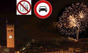 Modifiche alla viabilità per il lunedì dei fuochi a Castelnuovo Scrivia