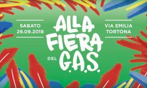 Sabato 29 settembre la Fiera del Gas sarà a Tortona