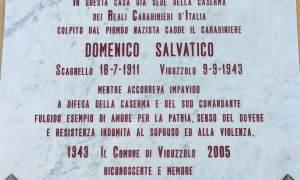Il ricordo di Aldo Ponta sulla morte del carabiniere Domenico Salvatico, un eroe viguzzolese