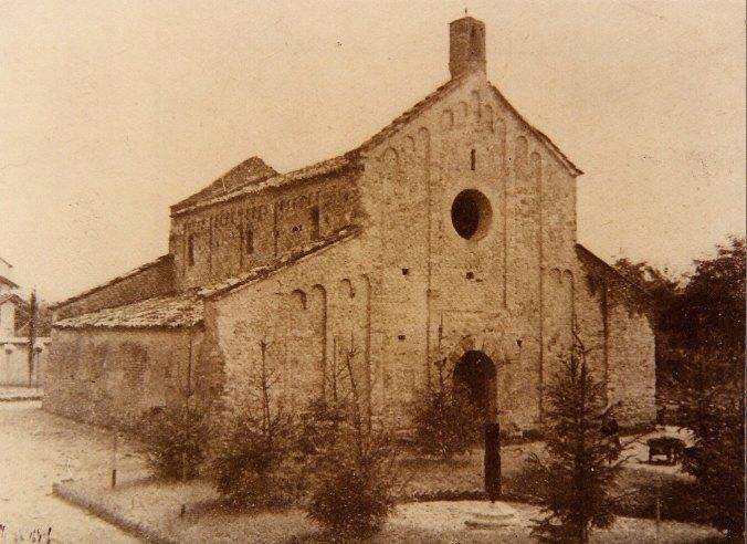 La Pieve di Viguzzolo foto del 1939
