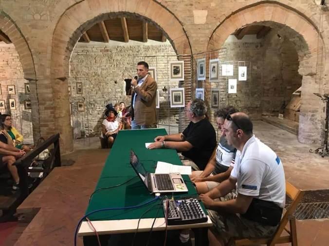 La conferenza di Viguzzolo
