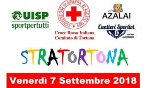 Undicesima edizione della Stratortona, gara podistica organizzata dalla Cri Tortona