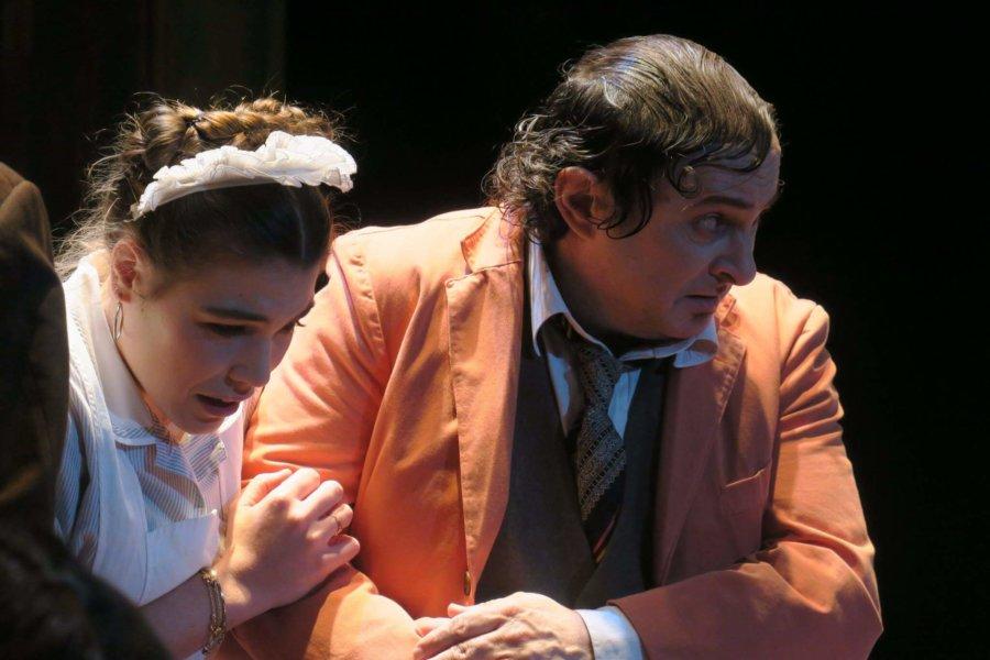 Arlecchino servitore di due padroni - Quasi tre ore di spettacolo al Teatro Civico di Tortona