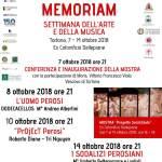 In Perosi memoriam – La settimana dell'arte e della musica chiude il Festival Perosi 2018