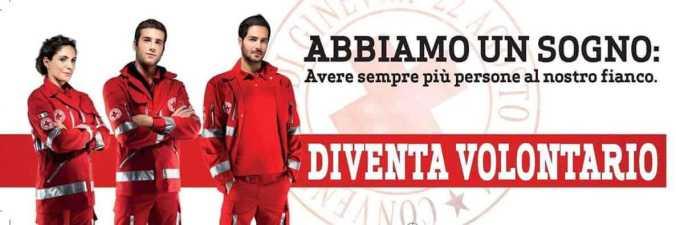 Diventa volontario in Croce Rossa Tortona