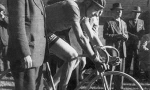 Fausto Coppi – Il record dell'ora al Vigorelli di Milano