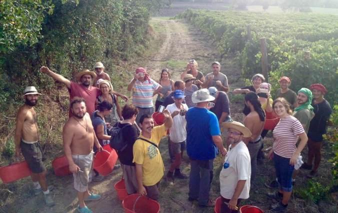 Convegno contadini e contadine a Costa Vescovato
