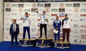 L'omaggio di Tortona a Leonardo Bonetti, vice-campione mondiale di Kickboxing