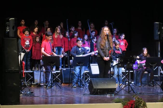 Il kinder Chorus delle officine musicali Perduca